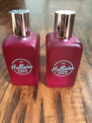 Hollister Destination Summer Perfume for Sale in Abita Springs, LA