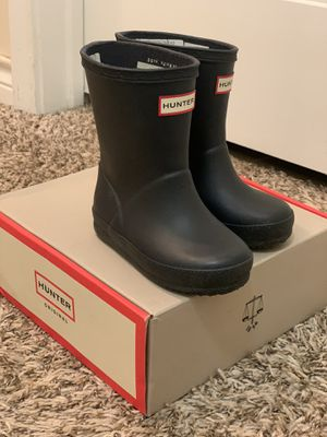 Toddler Hunter Boot Size: 6B/7G for Sale in Abilene, TX
