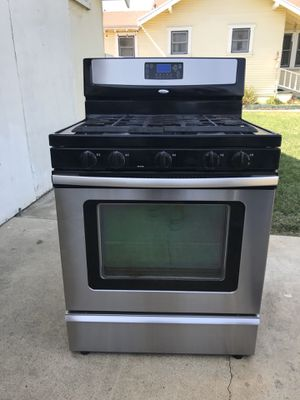 Stainless Steel Stove for Sale in Perris, CA