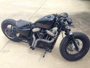 2011 Harley Davidson sportster 883 with 1200 upgrade for Sale in Portland, OR