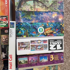 Puzzles - Multiple for Sale in Oklahoma City, OK
