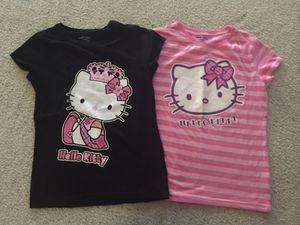 Girls Hello Kitty Sanrio t--shirts for Sale in Pico Rivera, CA
