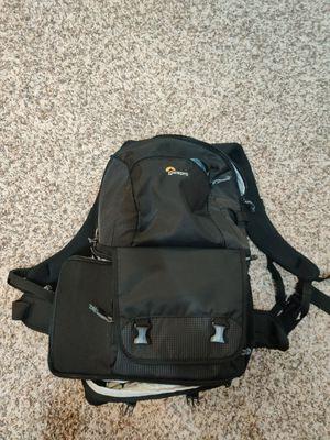 Lowepro Fastpack BP 250 AW II black for Sale in Lewisville, TX