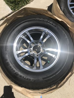 RV trailer tires for Sale in Laguna Niguel, CA