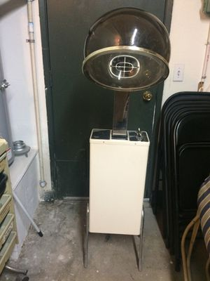 hooded hair dryer for Sale in Fontana, CA