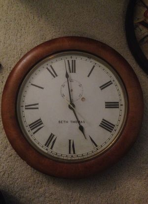 Seth Thomas Antique Clock for Sale in Westerville, OH