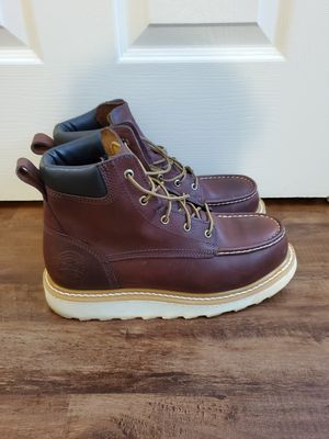 Red wing work boots for Sale in Schaumburg, IL