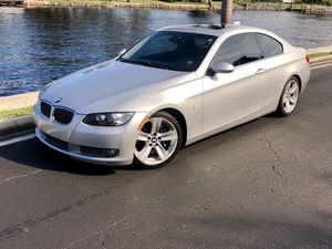 2007 BMW 335i Twin Turbo manual 6-speed 2 dr coupe for Sale in Fort Lauderdale, FL