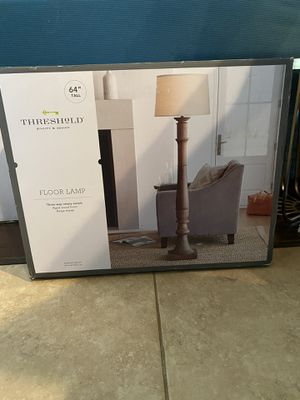 64 inches tall lamp for Sale in Cypress, TX