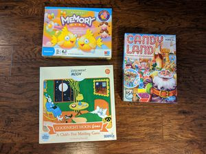 Kids board games for Sale in Tualatin, OR