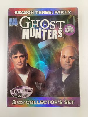 Ghost Hunters - Season 3: Part 2 (DVD, 2008, 3-Disc Set) for Sale in Wood Dale, IL
