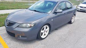 2008 Mazda 3 Manual for Sale in Sanford, FL