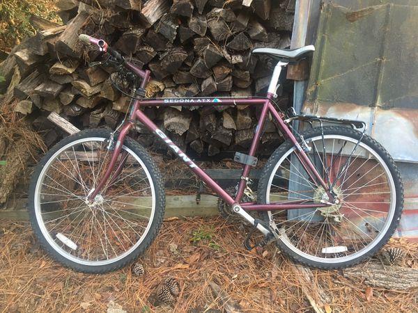 "Giant ""Sedona"" mountain bike"