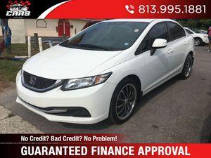 2013 Honda Civic Sdn for Sale in Riverview, FL
