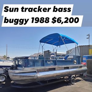Sun Tracker Buggy Bass for Sale in Las Vegas, NV
