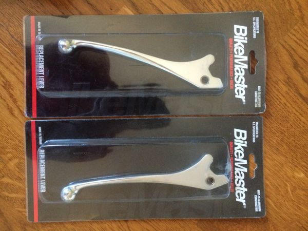 Honda Cb360 brake levers
