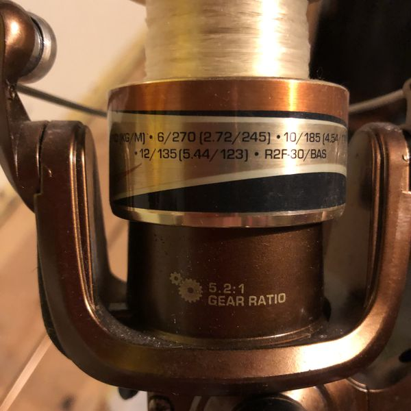 R2F (Ready 2 Fish) Spinning Rod & Spinning Reel