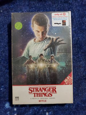 Stranger Things Season One 4K Collector's Edition. for Sale in Bellflower, CA