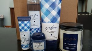 Gingham Bath and Body Works for Sale in Allegan, MI