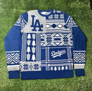 Los Angeles Dodgers ugly Christmas sweater Large for Sale in Lynwood, CA