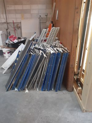 Heavy duty shelving. All parts included. for Sale in Gig Harbor, WA