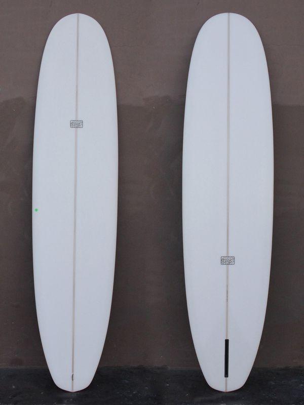 9' Longboard Log Surfboard