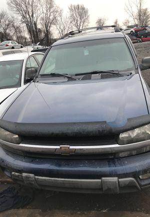 2005 Blue Chevy Trailblazer Parts for Sale in Detroit, MI