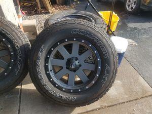 Jeep Wrangler wheels for Sale in Providence, RI