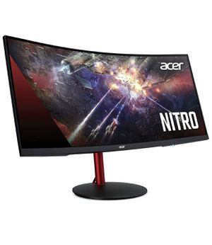 "Acer Nitro 34"" 1500R Curved WQHD (3440 x 1440) 144Hz for Sale in Rancho Cucamonga, CA"