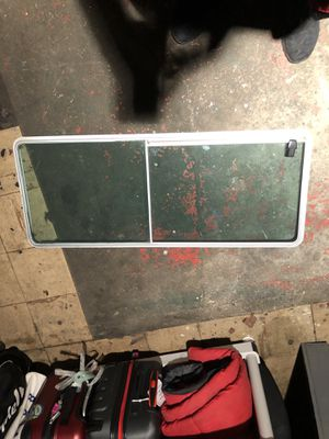 86-91 VW Volkswagen Vanagon Side Slider Window for Sale in Seattle, WA