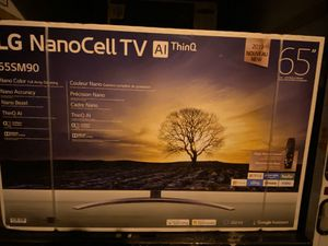 LG NanoCell TV for Sale in Essex, MD