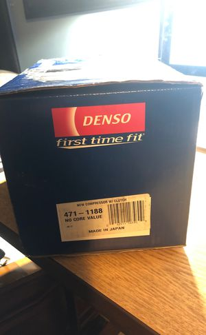 Denso AC compressor 4711188 for Sale in Los Angeles, CA