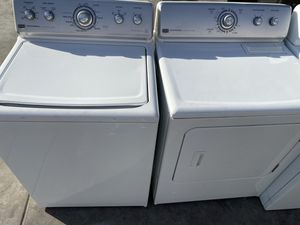 Maytag top load heavy duty washer and dryer set for Sale in La Puente, CA