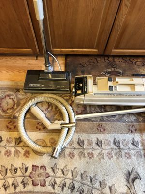 Electrolux diamond jubilee canister vacuum for Sale in Trotwood, OH
