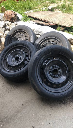 Rims and tires for Sale in Beaumont, CA