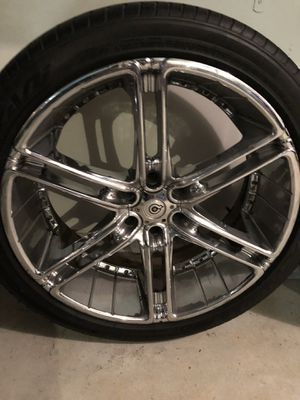 "24"" Drop Star Rims for Sale in Atlanta, GA"