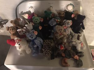 Beanie baby lot for Sale in Millville, NJ