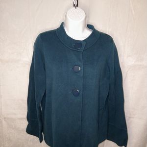Women's Green Talbot's Cardigan Size XL for Sale in Duluth, GA
