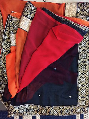 Sari (Indian wedding,party,ethnic wear) for Sale in Chantilly, VA