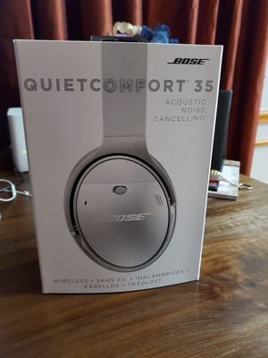 Bose QuietComfort 35 Acoustic Noise Cancelling Wireless Headphones for Sale in Spring, TX