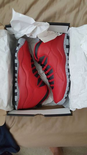 Jordan Bulls over Broadway 10s New in box for Sale in West Palm Beach, FL