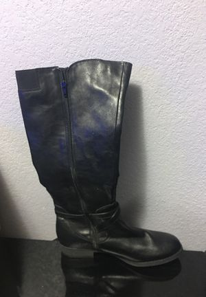 Black boots for Sale in Westminster, CO