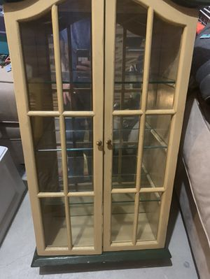 Cool antique cabinet for Sale in Chicago, IL