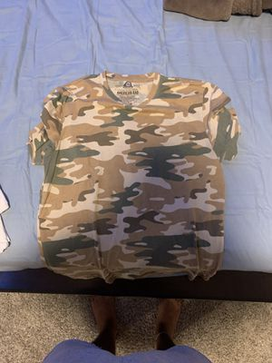 CAMO SHIRT for Sale in Toms River, NJ