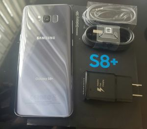 Samsung Galaxy S8 plus , UNLOCKED  (Excellent  Condition /  Functional / Clean  ) for Sale in Springfield, VA