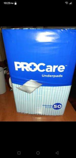 Procare Underpads for Sale in IND HILLSIDE, NJ