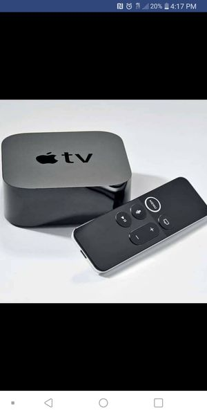 Apple tv 4k 32 gb for Sale in St. Louis, MO