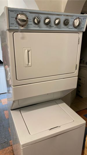 "WHIRLPOOL 27"" GAS STACKABLE HEAVY DUTY for Sale in Costa Mesa, CA"
