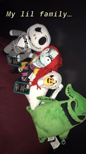 Nightmare Before Christmas Stuffed toys for Sale in Oak Lawn, IL