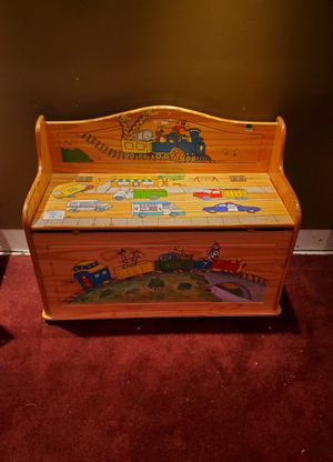 Kids toy box for Sale in Monroe Township, NJ